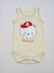 Body Regata Gatinho - Bebê Brincalhão 20255 - P