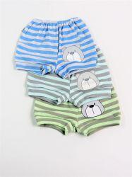 Kit 3 shorts - Bicho Molhado 20608 -  P e M