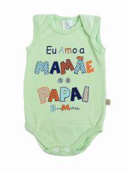 Body Regata Mamãe - Bicho Molhado 20566