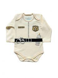 Body Capitão - Bebê Brincalhão 20266