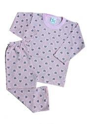 Pijama Infantil Menina Tam 1 ano