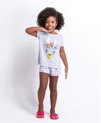 Pijama Infantil Lhama