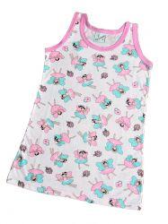 Camisola Infantil Fadas - Camisola Regata