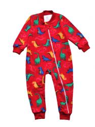 Pijama Macacao Soft - Dino