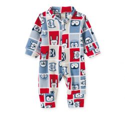 Macacão Pijama em Soft Bebê - Animais
