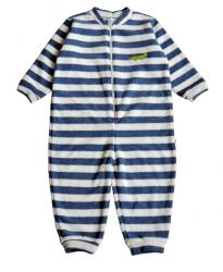 Macacão Pijama Atoalhado - Jacaré