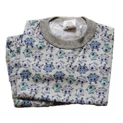 Pijama Infantil Curto Tam  2 - Menino